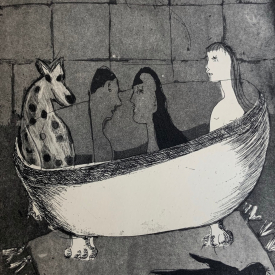 From 'A Harlot's Progress' by Karen Daye Hutchinson
