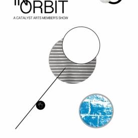 Catalyst Art Gallery, Belfast - In Orbit Members Show 2019