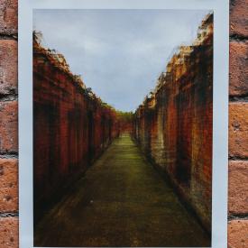 Liminal Belfast II. Giclée print on Epson Archival Matt paper © Jonathan Brennan Art (2020)
