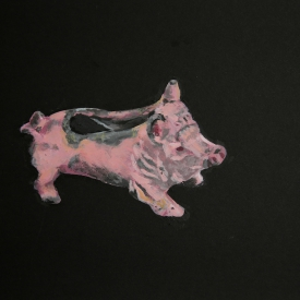Metal Pig (Captains Avenue)